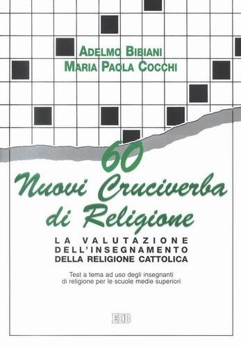 60 Nuovi Cruciverba Di Religione
