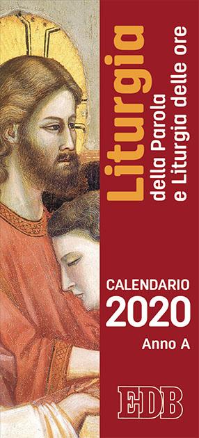 Calendario Liturgico Romano 2020.Calendario 2020